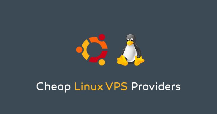 廉价的Linux vps服务器提供商