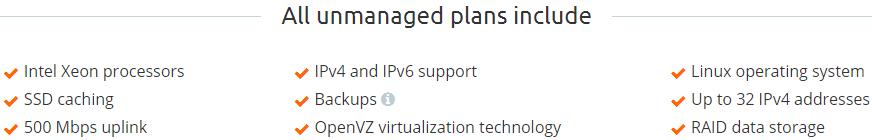 host1plus linux vps托管功能